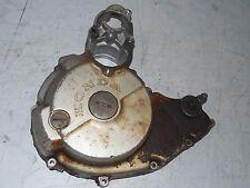 honda atc250es big red 250 left engine stator cover crank case trx250 1986 1985