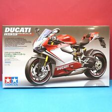 Tamiya 1/12 Ducati 1199 PANIGALE S Tricolore [Motorcycle Series] model kit 14132