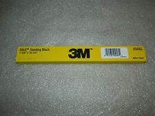"1 BRAND NEW 3M 05693 MARINE STIKIT SANDING BLOCK 1-3/8"" x 10-3/4"" BOAT STICK IT"