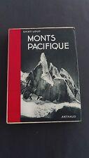 Alpinisme Monts Pacifique SAINT-LOUP de l'Aconcagua au Cap Horn peu courant !