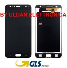 TOUCH SCREEN VETRO LCD DISPLAY Per ASUS ZenFone 4 Selfie ZD553KL X00LD Nero