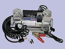BRITPARTPortable Air Compressor - Double Pump 150psi DA2392