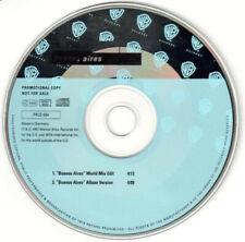 MADONNA - Buenos Aires (promo CD)