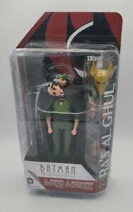 DC COLLECTIBLES RA'S AL GHUL 24 BATMAN ANIMATED SERIES ACTION FIGURE MIB