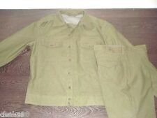 Rus Soviet Army Camo Officer Field Uniform Jacket&Pants 100% Cotton Afghan war