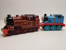 Thomas & Friends Arthur LMS + Thomas Take N Play Magnetic Diecast Train Engines