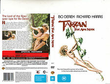 Tarzan The Ape Man-1981-Bo Derek-Movie-DVD