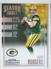 AARON RODGERS  - Panini Contenders 2016 #33 (Green Bay PACKERS) NFL Playercard