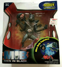 Vintage Men In Black Mib Mikey With Exploding Body Action Figure New Galoob 1997