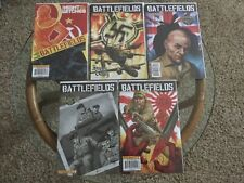 BATTLEFIELDS 6 Volumes Night Witches Dear Billy Firefly Happy Valley Motherland