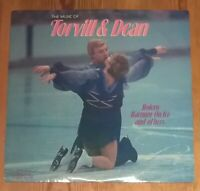 "The Music Of Torvill & Dean Vinyl 12"" Single 45rpm 1983 Safari ‎– SKATE R1"