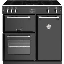 Stoves Richmond S900EI Black 90cm Induction Range Cooker Made In U.K 444444445