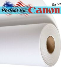 "2985-2440 350g  2/"" core Premier Museum Bright Inkjet Satin Canvas 24"" X 40' P//N"