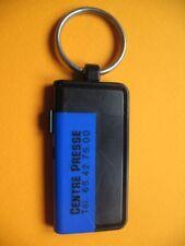Porte-clés - 263 -  Stylo rétractable - Pub Centre Presse