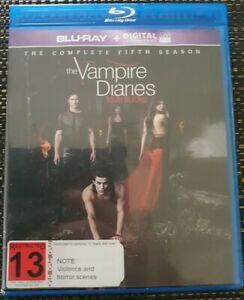 Vampire Diaries : Season 5 Blu-ray (4 Disc Set)