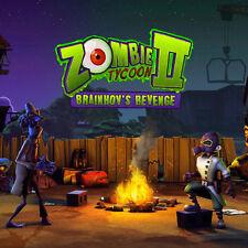 Zombie Tycoon 2: Brainhov's Revenge STEAM KEY, (PC) Region Free, Fast Dispatch