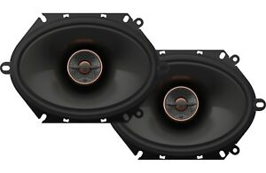 "Infinity Reference REF-8632CFX 6""x 8"" 5""x 7"" 2-Way Speakers 180W 6"" x 8"" 5"" x 7"""