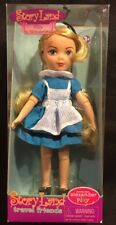 Madame Alexander Play Travel Friends Story Land Alice In Wonderland Doll New