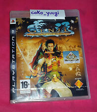 GENJI DAYS OF THE BLADE SONY PS3 NEUF SOUS BLISTER FRANCAIS