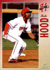 2013 Harrisburg Senators Grandstand #13 Destin Hood Mobile Alabama Baseball Card