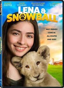 Lena & Snowball (DVD, 2021)