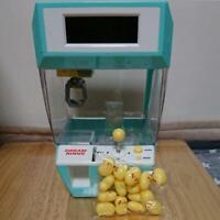 Pokemon Pikachu Claw Machine Game UFO catcher Alarm clock Piggy Bank Rare
