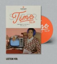 SUPER JUNIOR [TIME SLIP] LEETEUK VER. 9th Album Sealed -CD+Photo Bk+Photo Card
