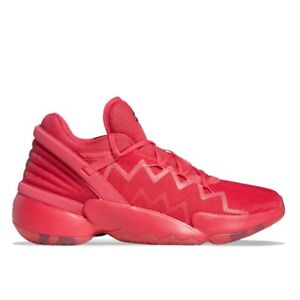 NEW adidas D.O.N Issue 2 Crayola Men's Red Basketball Shoes FV8961 Size 10.5