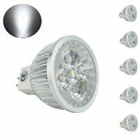 5-pack MR16 Gu5.3 LED Bulb 120 Volts G5.3 Bi-pin Base 35W Halogen Spotlight