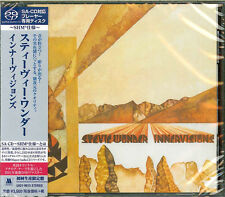 SHM SACD Stevie Wonder Innervisions  Limited Edition JAPAN ver. '11DSD Master