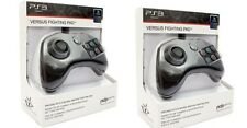 2  NEW PDP Official PS3 Playstation 3 vs Versus Arcade Micro Fighting Pad Loose