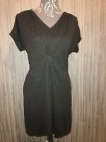 Pepperberry Ladies Charcoal Grey Bnwt Size 14 Tunic Dress Rrp £65