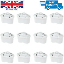 12 Months Replacement Oval Water Filter Cartridge Refills For Brita Maxtra Jugs