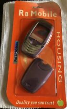 Replacement Fascia for Nokia 6600 - Case Housing Cover & Keypad Purple