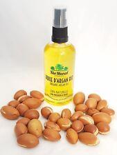 Huile d'argan cosmétique 100 ml , bio, 100% pure, vierge 1ère  pression à froid