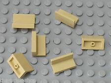 LEGO Tan Panel 1 x 2 x 1 ref 4865 / Set 5526 21005 5378 7326 75025 10210 7683...