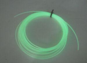 Glow In The Dark ABS Filament Sample 6M