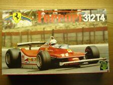 Protar Rare Vintage 1/12 Scale Ferrari 312 T4 F1 Model Kit Scheckter/Villeneuve