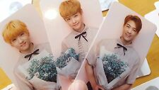 NCT DREAM PHOTO CARD ((4)) - flower art book ver - all of 7