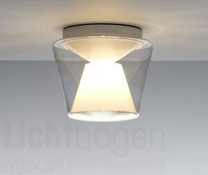 Annex Ceiling small  Schirm klar/Reflektor opal  Uwe Fischer für Serien