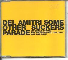 del amitri -  some other suckers parade  promo cd
