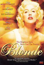Blonde (DVD, Biography, Joyce Carol Oates novel adaptation, 2001, 2006)