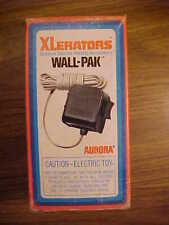 Aurora XLerators Transformer AC Wall-Pak Vintage Slotless Racing Accesories