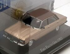 Altaya 1/43 Scale FFR7 - 1982 Ford Falcon Ghia - Brown