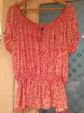Gypsy style top size 16