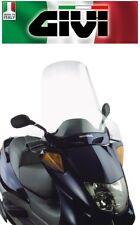 Parabrisas transparente PEUGEOT SV 250 2002 D202ST GIVI