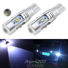2X HID White XB-D 921 912 T10 T15 Backup Reverse LED Projector Lights Bulbs