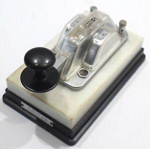 HI-MOUND HK-101 marine morse /Straight /telegraph cover key