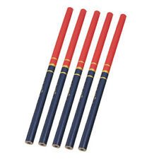 ZH 5Pcs Wooden Red and Blue Mark Draw Carpenter Pencil GY