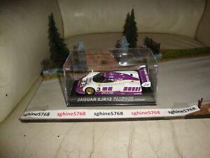 Ixo 1/43 - Jaguar XJR12 - Rallye 24 Heures Mans 1990 - Nielsen / Cobb - FF10